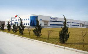Gislaved Gummi Qingdao plant
