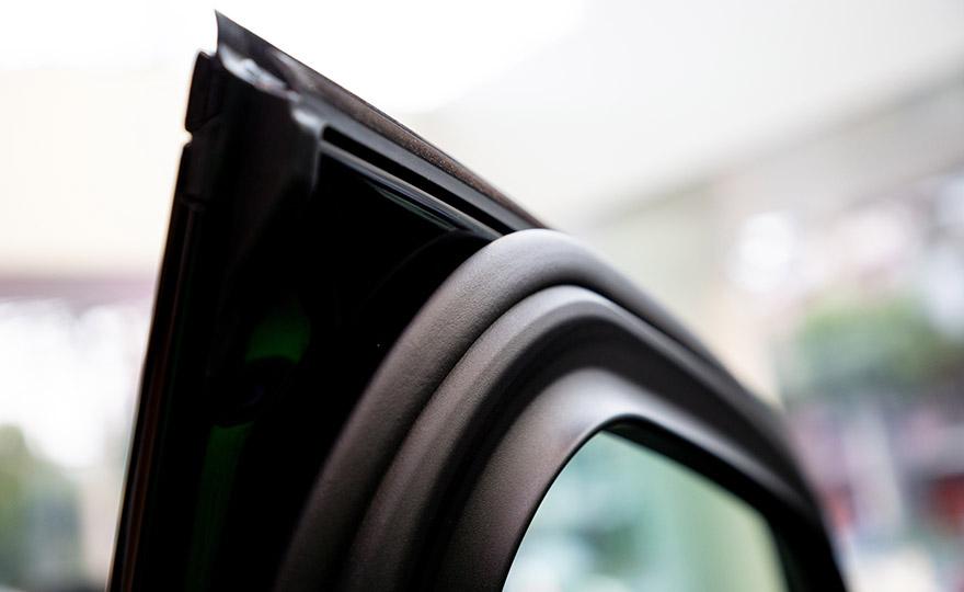 sealing profiles car door
