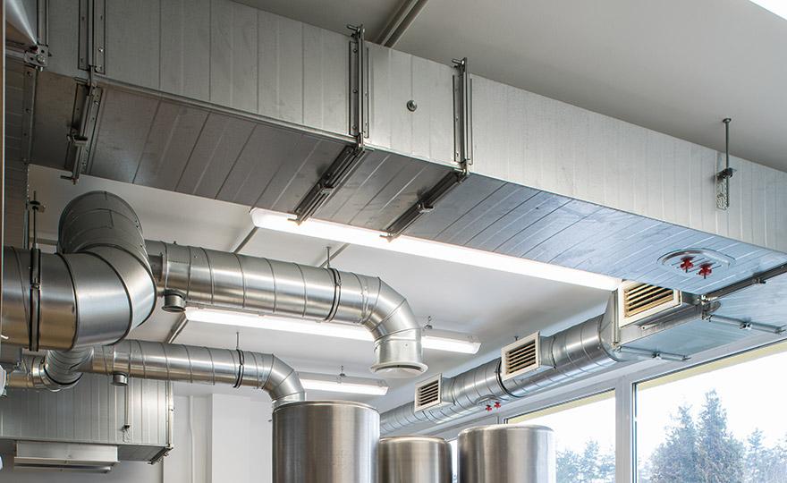 Sealing profiles ventilation seals